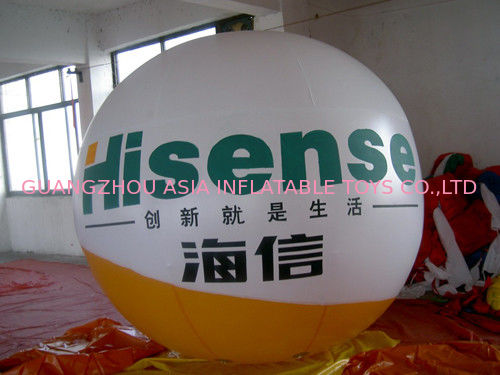 own designs and inflatable custom printed helium balloon