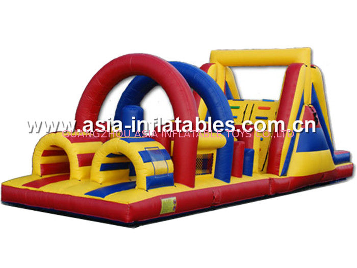 Outdoor Toys Product : Outdoor softplay inflatable obstacle challenge games in