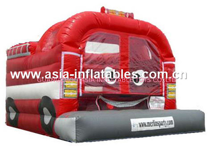 new design attractive inflatable castle slide bouncer,inflatable combo for sale supplier