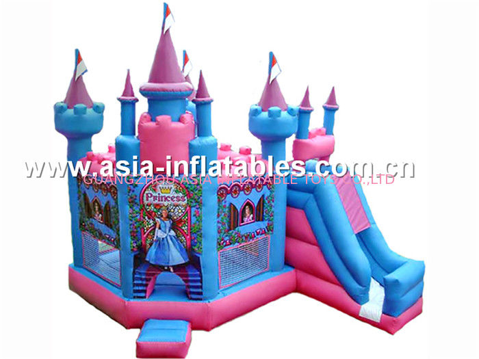 2014 inflatable princess castle,bouncy castle,inflatable combo supplier