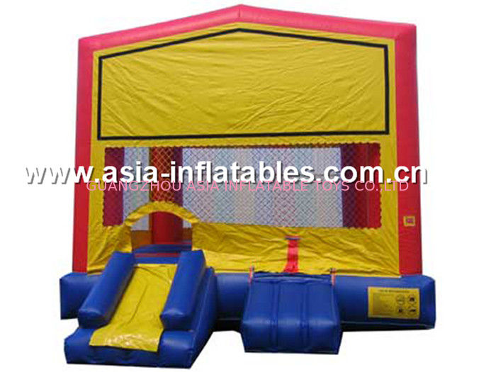 Outdoor inflatable combo & jumping jumper castle  supplier