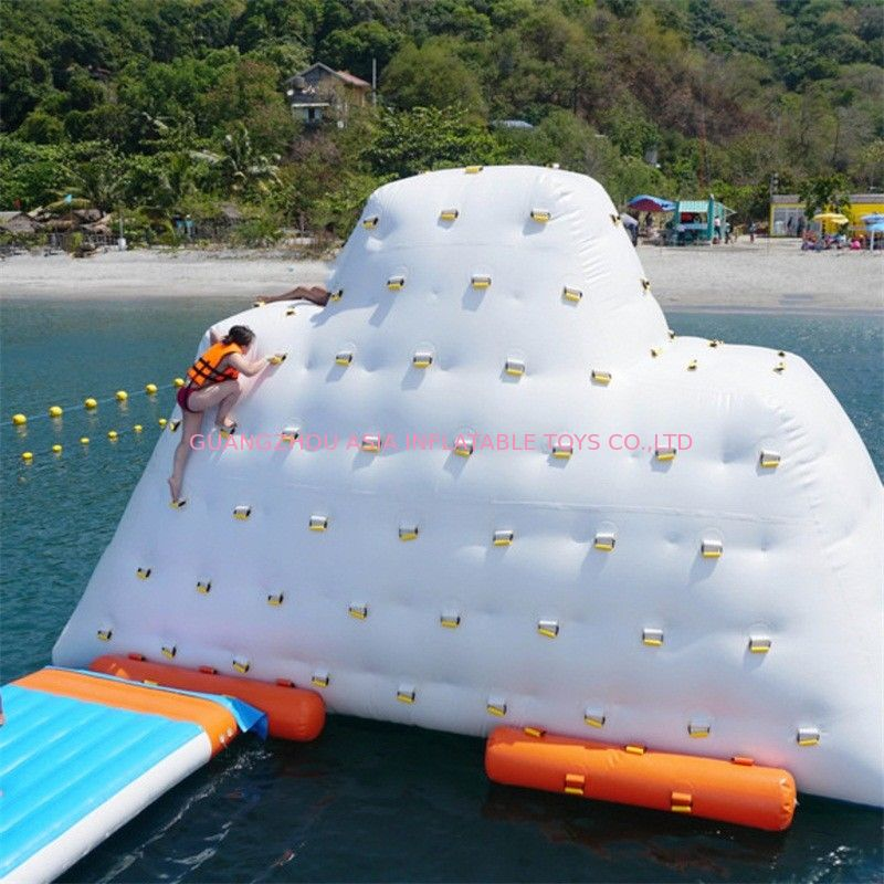 6mL X 4.5mW X 5mH Inflatable Water Sports Flame Retardant SGS ROHS supplier