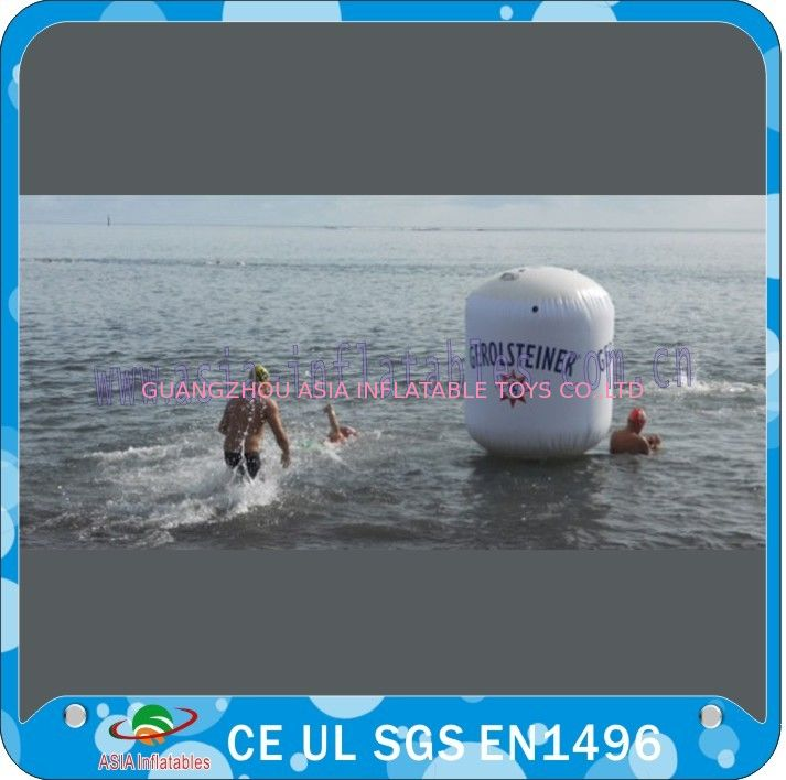 Outdoor Inflatable Buoys, Inflatable Water Buoy for Marine Event supplier