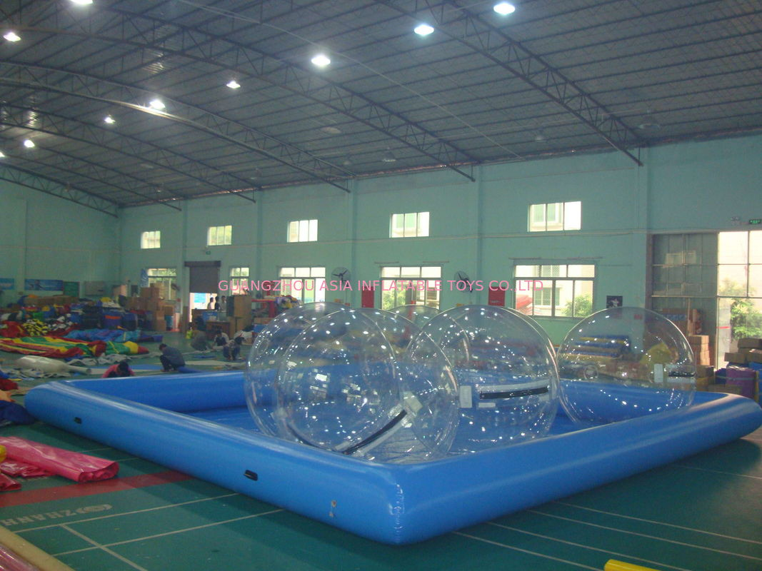 High quality colorful kids inflatable pool for water ball for Quality piscinas