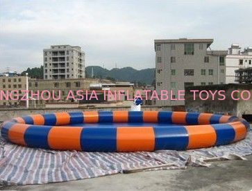 Homeusing Circular Water Park Kids Inflatable Pool for sale supplier