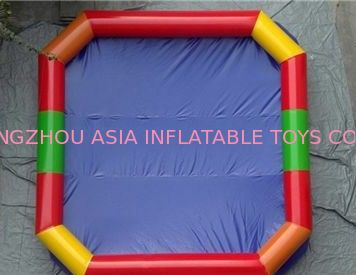 Corner Pool Kids Inflatable Pool for Water Games Play supplier