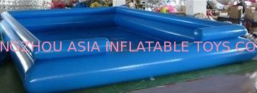 Colourful Double Pool Kids Inflatable Pool for Water Games Play supplier