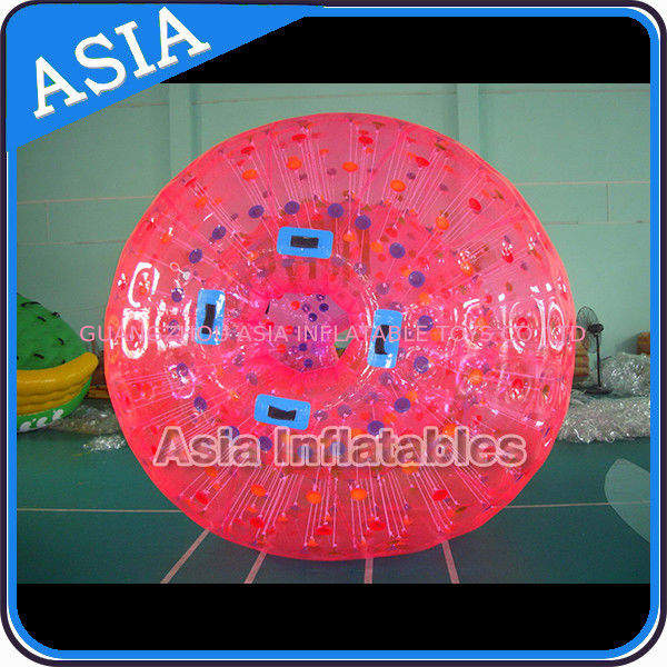 Human Sized Inflatable Zorb Ball , Water Zorb , Snow Zorb supplier