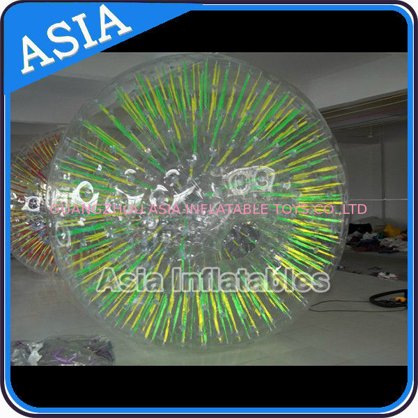 Inflatable Water Zorb , Water Walking Zorb Ball For Water Games supplier