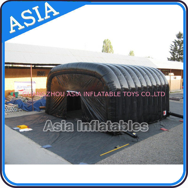 Large Inflatable Tent Shelter, Inflatable Tent Structure, Tunnel Tent For Rental supplier