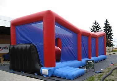 Inflatable Interactive Games, Water Obstacle Challenges, Wipeout Ball Games