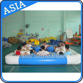 6 Person Floating Island / Inflatable Island Rafts For River and Ocean
