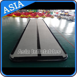 Jumping Inflatable Tumble Air Track Used Outdoor For Training