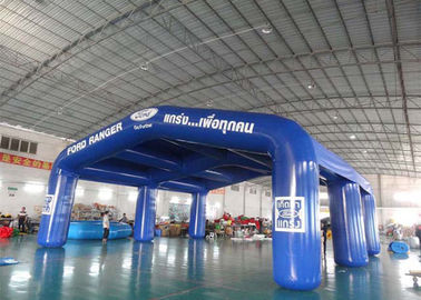 Reusable Inflatable Event Tent For Trade Show UV Protected Printing