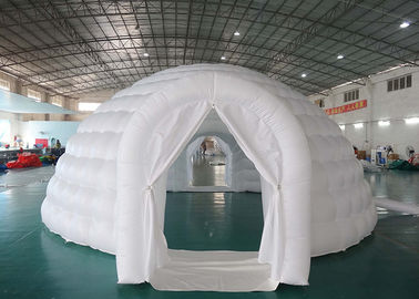 Outdoor advertising inflatable igloo dome tent & Large Inflatable Tents on sales - Quality Large Inflatable Tents ...