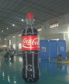 Giant Inflatable Coca Cola Bottle for Advertising / Display