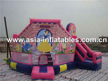Inflatable princess mini bouncer