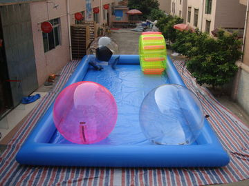 Hotsale Inflatable Water Park Kids Inflatable Pool With Slide