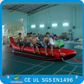 Inflatable Single Tube Banana Boat, Inflatable Water Sports Boat