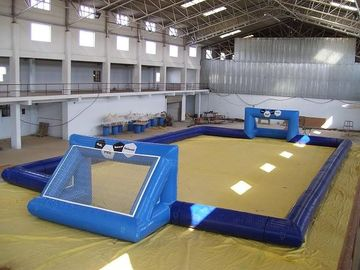 commercial inflatable soccer field / soccer pitch for outdoor soccer games
