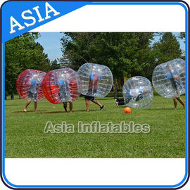 2015 Fashion Inflatable Body Zorbing Ball / Body Zorbing PU / PVC
