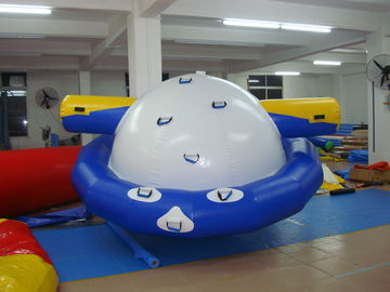 Commercial Inflatable Ufo Floating On Water For Water Amusement Activities