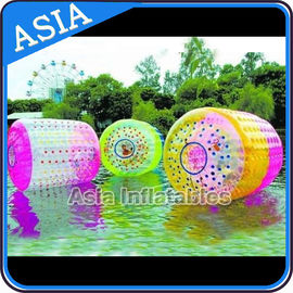 Funny Colorful Water Inflatable Roller with Factory Price