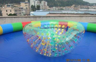 Coco Half Ball / Half Zorb / Floating ball / Inflatable Beach Cocoon for Kids Inflatable Pool