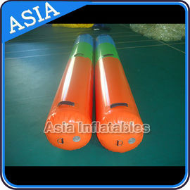 Inflatable Promoting Strip buoy For Ocean Or Lake Advertising